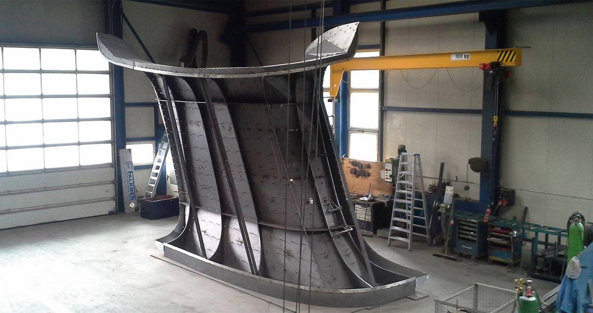 Falkner Maschinenbau Swarovski