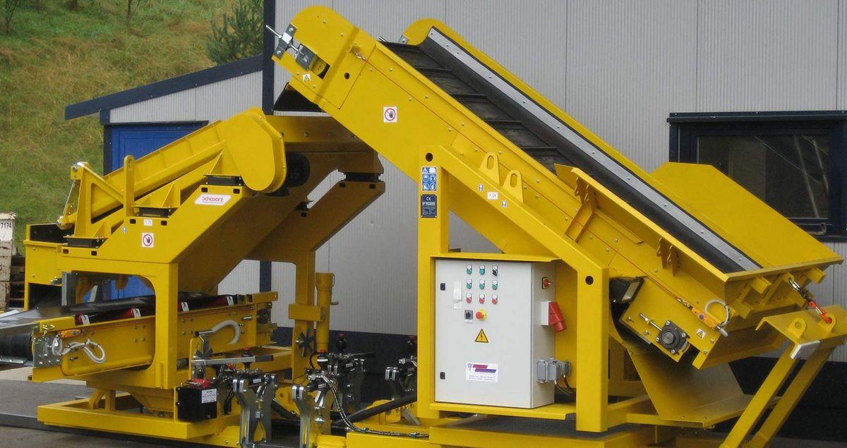 Falkner Maschinenbau Verladesystem